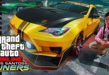 Actualización GTA Online Tuners