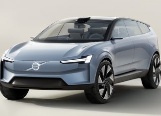 Volvo Concept Recharge eléctrico