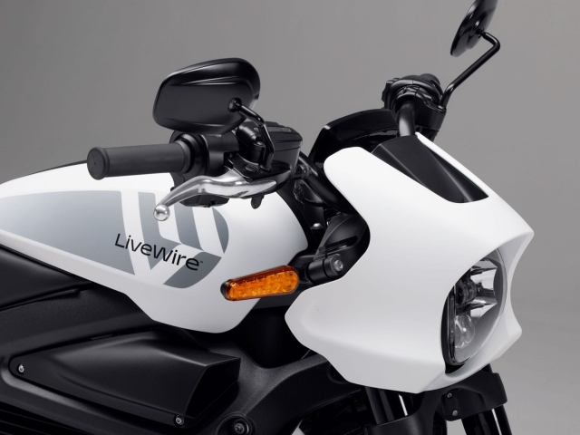 LiveWire One Harley-Davidson 1