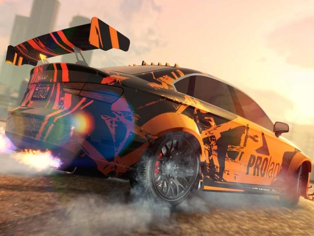 GTA V Actualización Los Santos Tuners 8