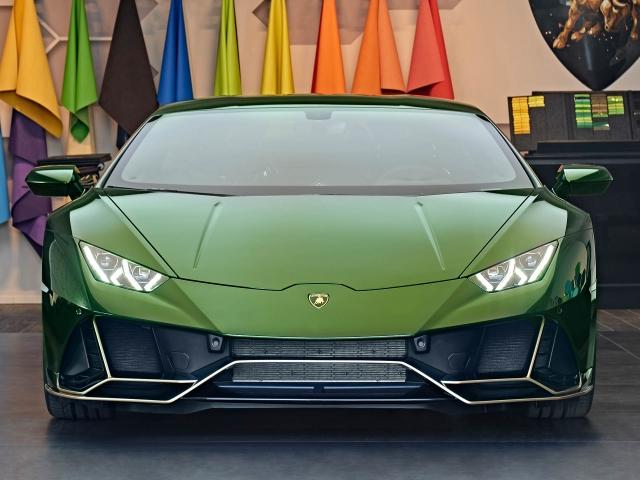 Lamborghini Huracán México Edition