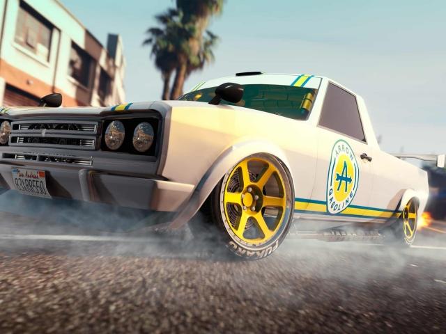 GTA V Actualización Los Santos Tuners 2