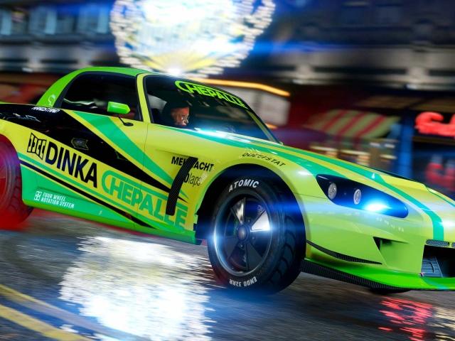 GTA V Actualización Los Santos Tuners 3