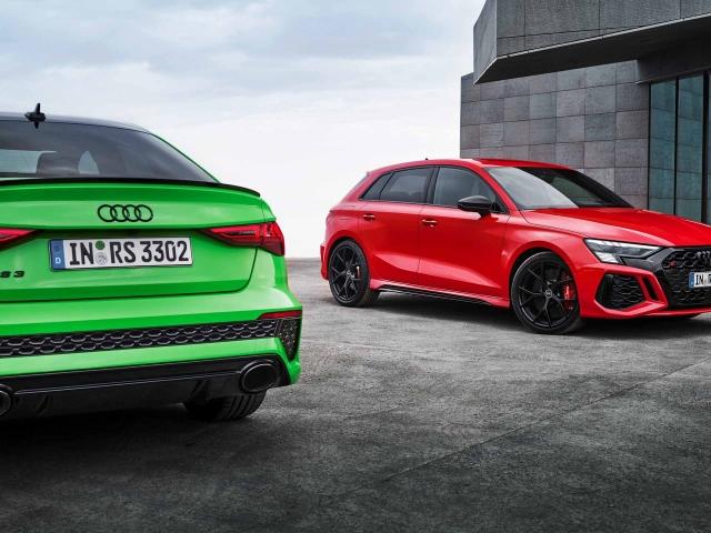 Audi RS3 2022 1