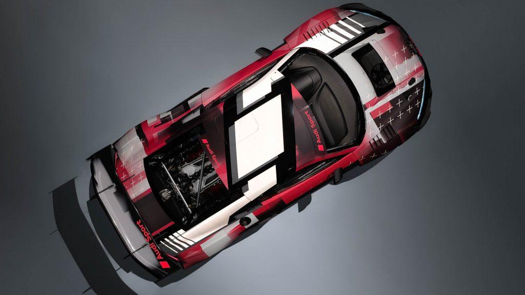 Audi R8 LMS evo II