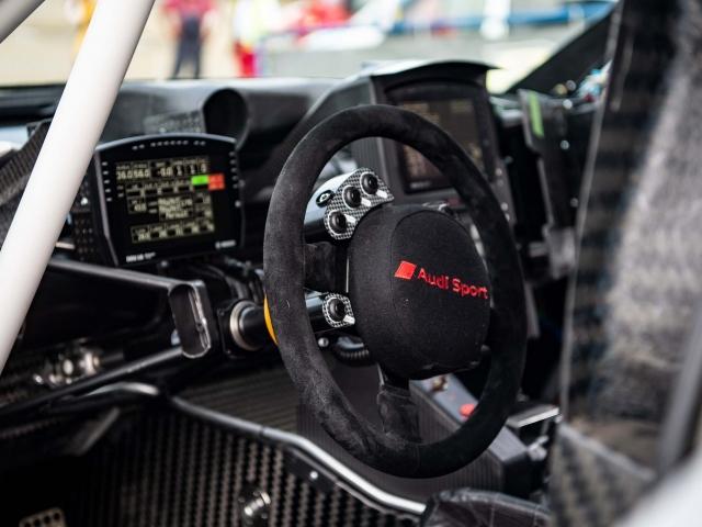 Audi RS Q e-tron Dakar 8
