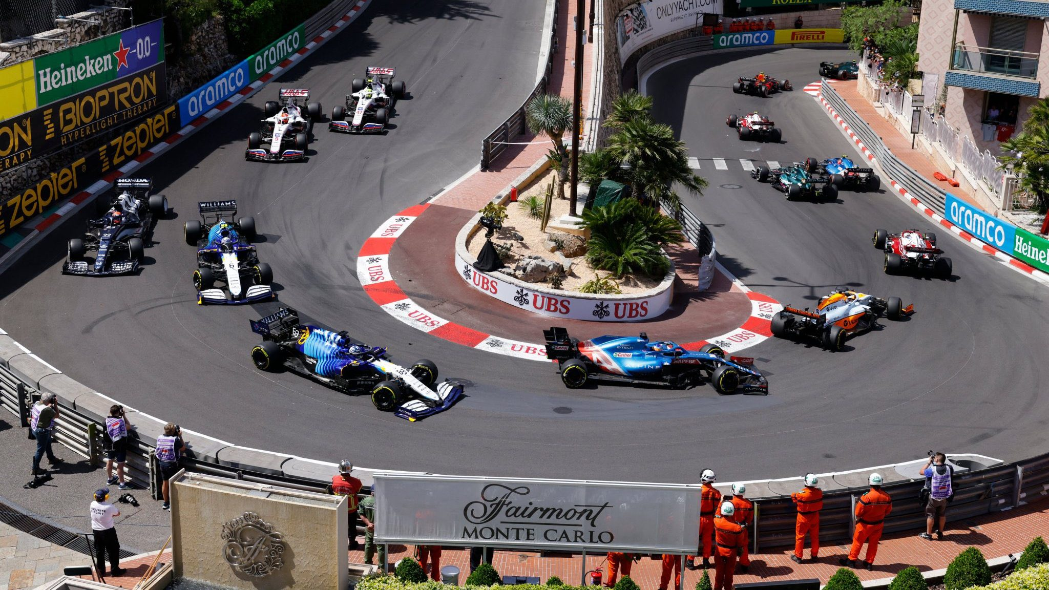 formato Fórmula 1