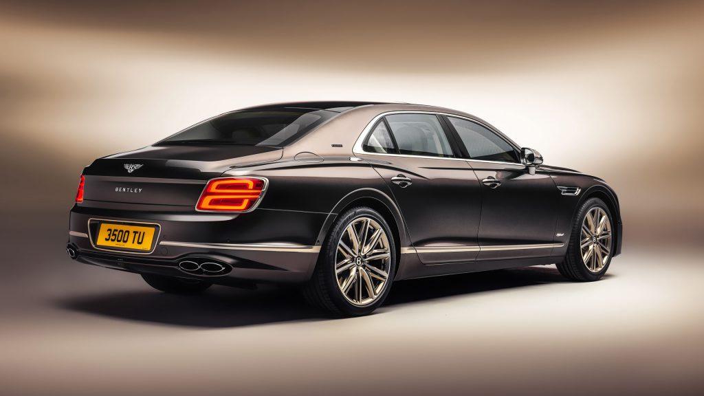 Bentley Flying Spur Odyssean Edition híbrido 2