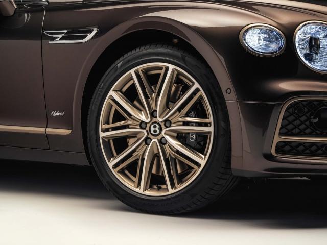 Bentley Flying Spur Odyssean Edition híbrido 5
