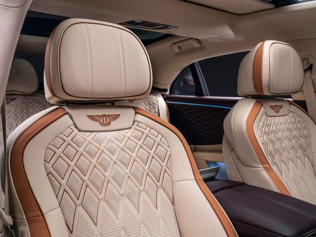 Bentley Flying Spur Odyssean Edition híbrido 8
