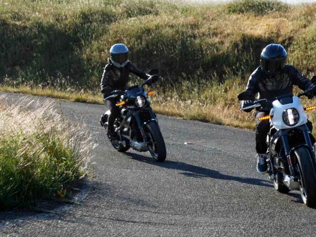 LiveWire One Harley-Davidson 5