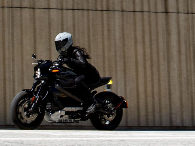 LiveWire One Harley-Davidson 6