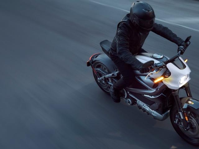 LiveWire One Harley-Davidson 8