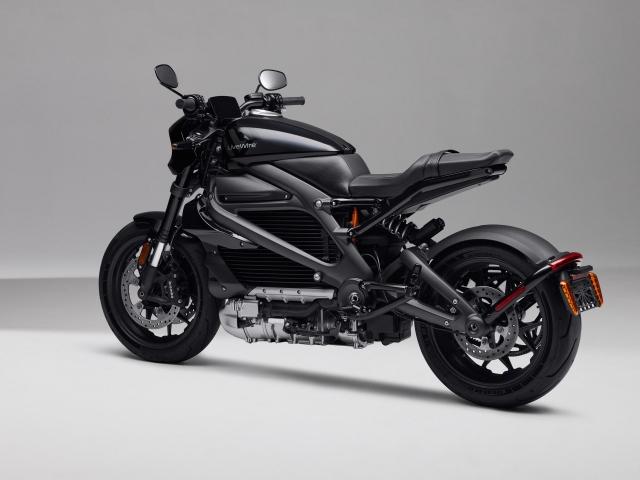 LiveWire One Harley-Davidson 9