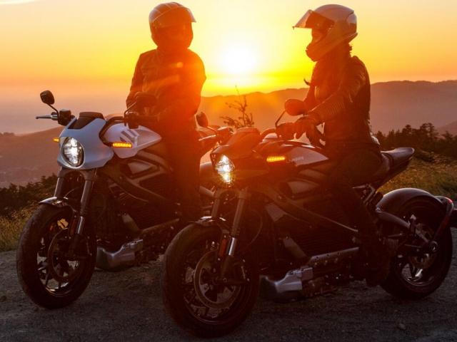 LiveWire One Harley-Davidson 12