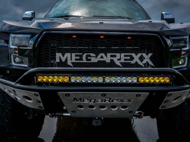 MegaRexx MegaRaptor Ford 11