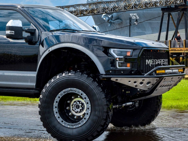 MegaRexx MegaRaptor Ford 9