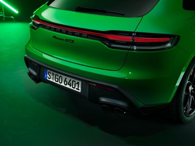 Porsche Macan facelift 2022 9