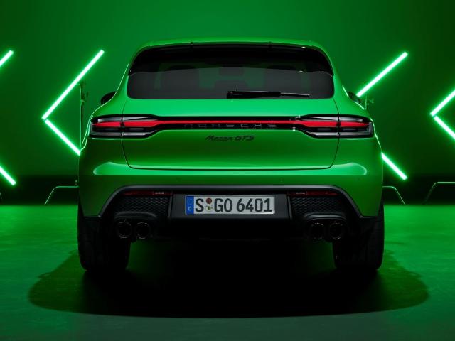 Porsche Macan facelift 2022 11