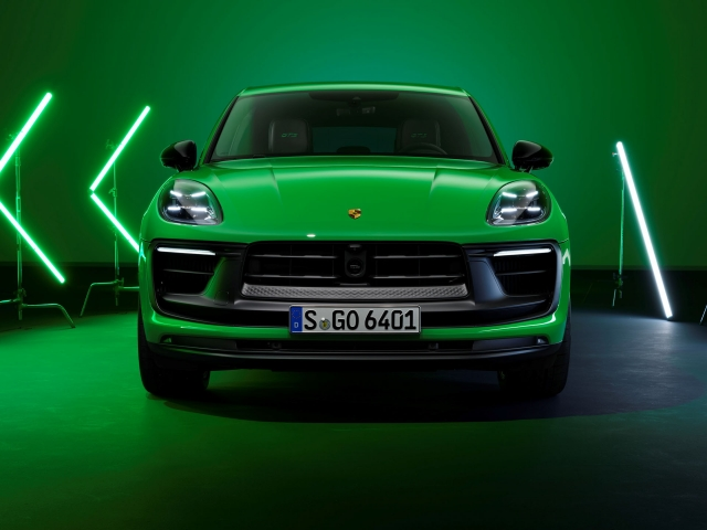 Porsche Macan facelift 2022 12