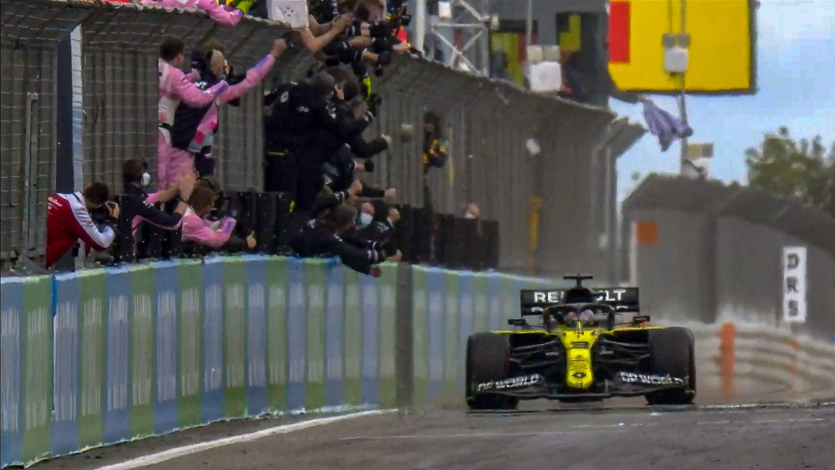 GP Eifel F1