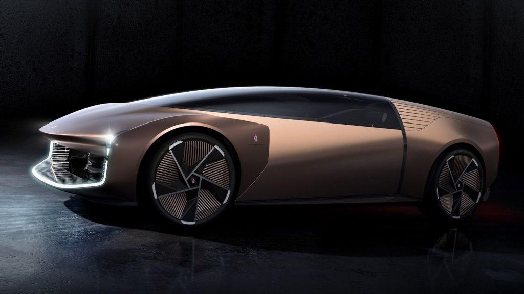 Pininfarina Teorema Concept 10