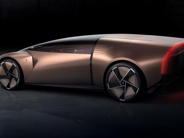 Pininfarina Teorema Concept 11