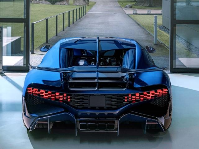 Último Bugatti Divo 2