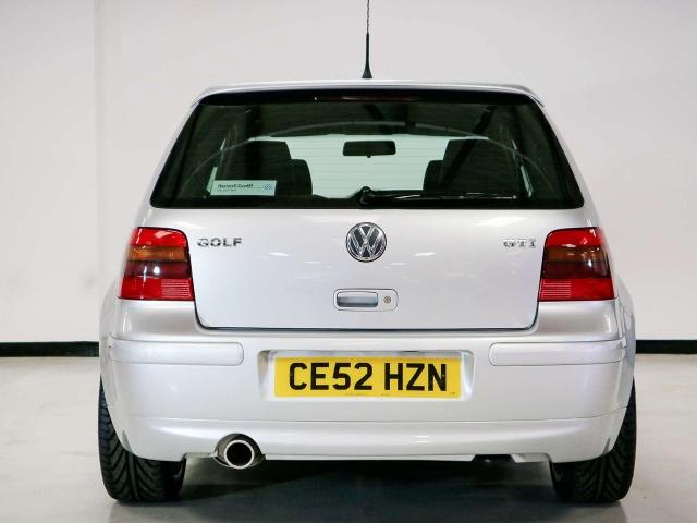 Subasta Volkswagen Golf GTI 4