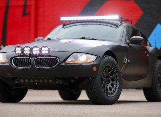 BMW Z4 M Safari