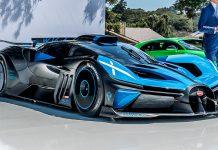 Bugatti Bolide Chiron