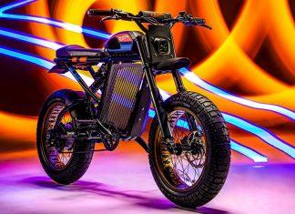 Hot Wheels moto eléctrica