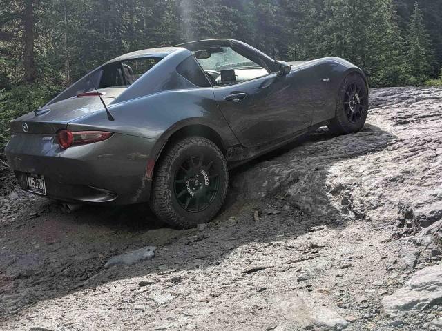 Mazda Miata offroad USA 2