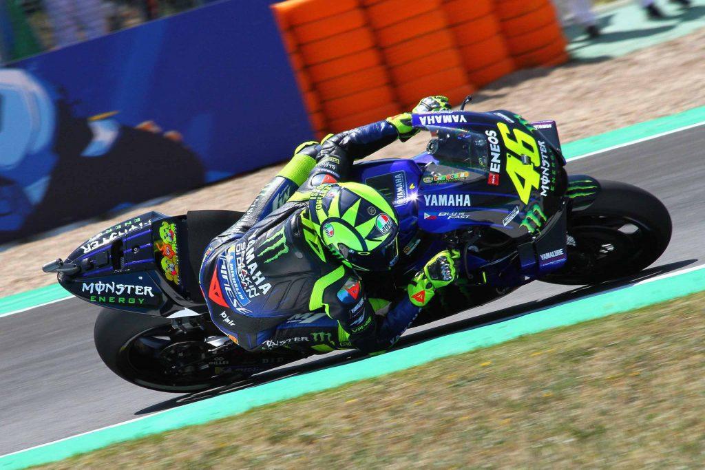 Valentino Rossi se retira de MotoGP 2