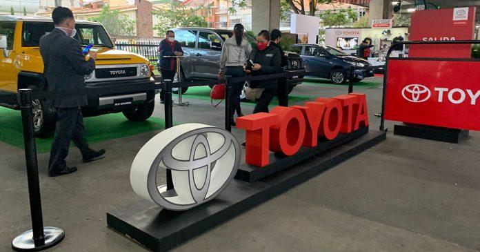 Toyota empresa financiamiento
