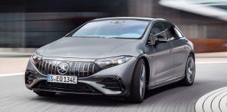 Mercedes-AMG EQS 53