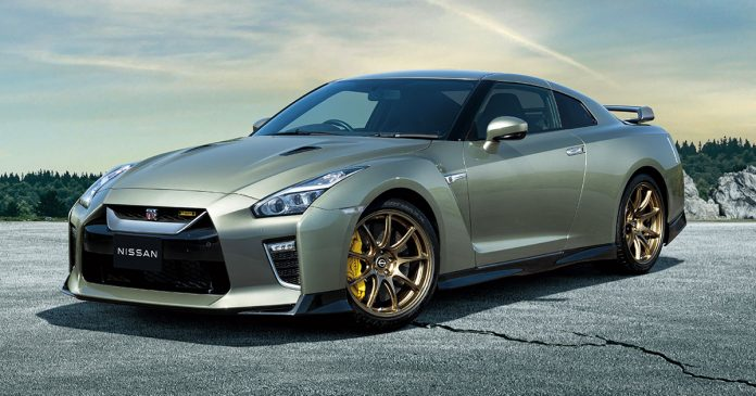 Nissan GT-R T-Spec 2022