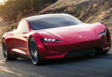 Tesla Roadster retraso