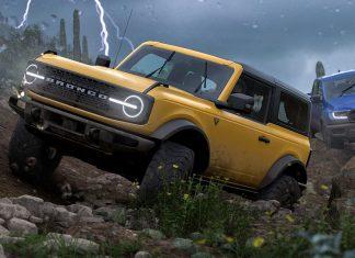Forza Horizon 5 autos