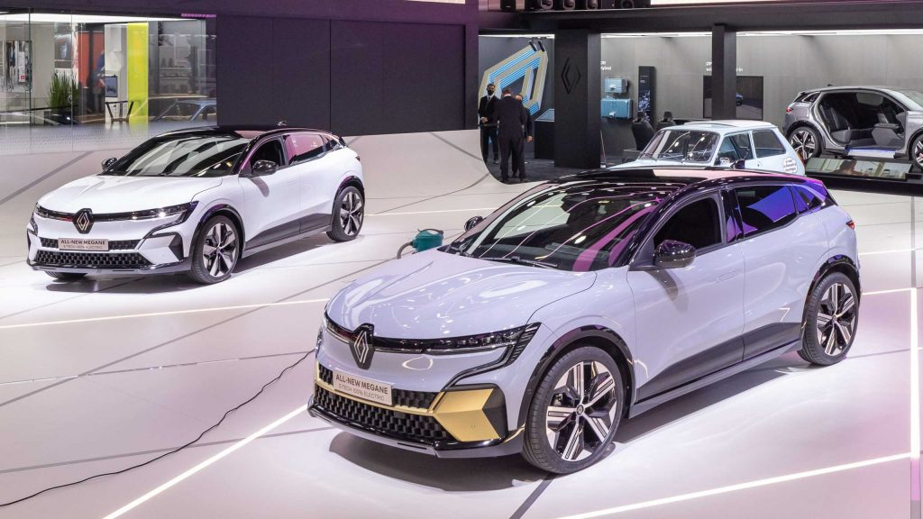 Renault Mégane E-Tech Múnich 1