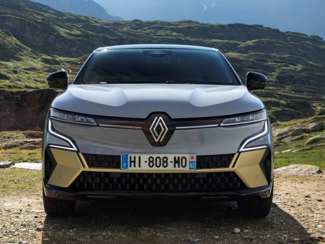 Renault Mégane E-Tech Múnich 16