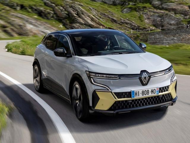 Renault Mégane E-Tech Múnich 14