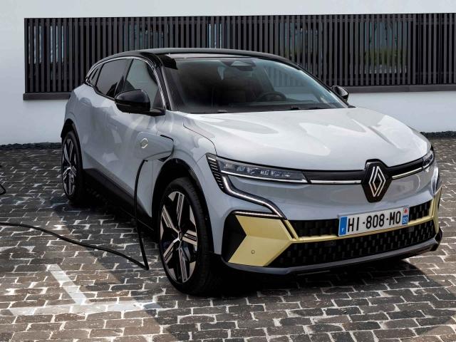 Renault Mégane E-Tech Múnich 5