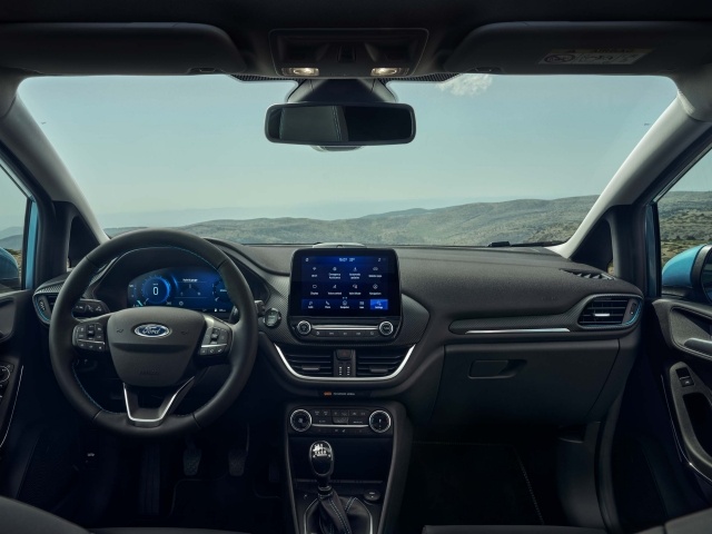 Ford Fiesta 2022 2