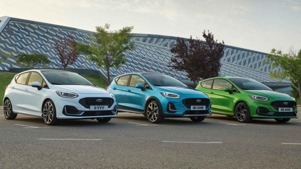 Ford Fiesta 2022 3