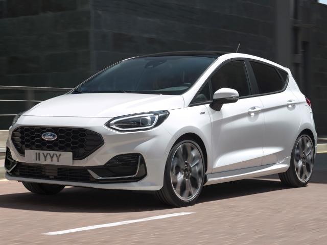 Ford Fiesta 2022 5
