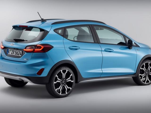Ford Fiesta 2022 7