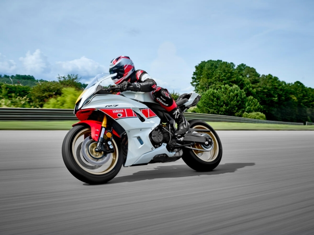 Yamaha R 60 Aniversario