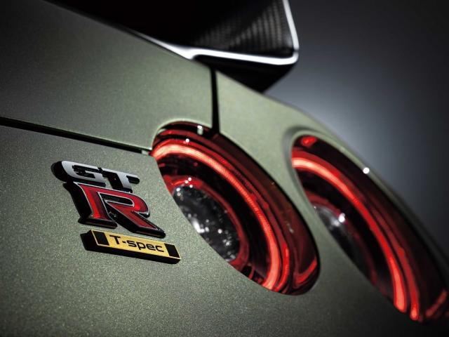 Nissan GT-R 2022 T-Spec 7