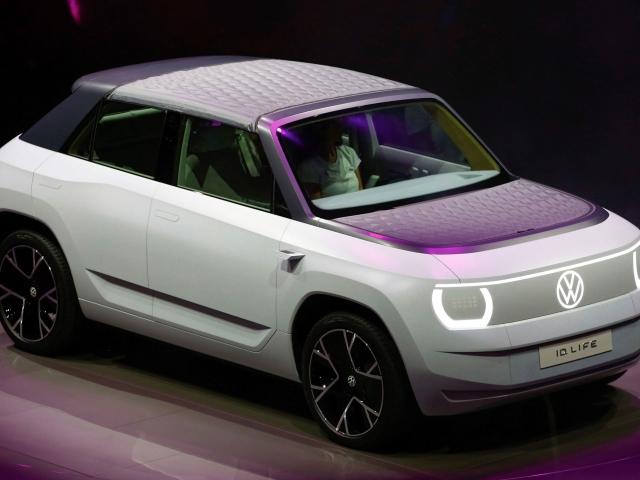 Volkswagen ID. Life concept Múnich 1